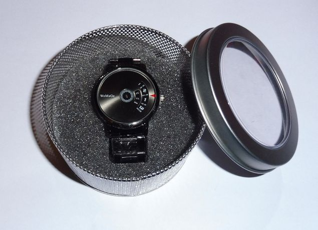 Zegarek WoMaGe bransoleta NOWY jak Casio Lorus Seiko