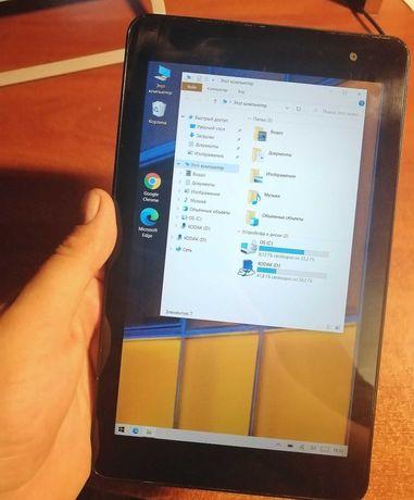 планшет на WIndows 10  Dell Venue 8pro