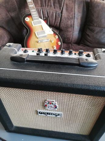 Gitara elektryczna+wzmacniacz Orange