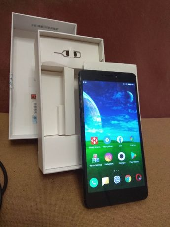 Смартфон Xiaomi Redmi Note 4x 3/16 GB Black