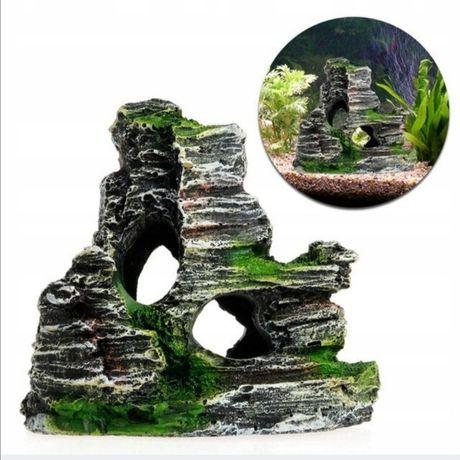Dekoracja skała do akwarium