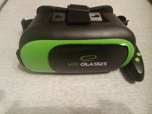 Okulary VR w pełni sprawne+pilot