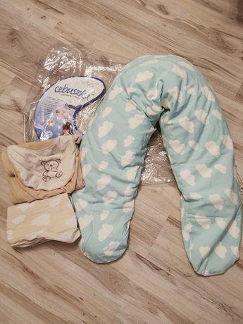Poduszka ciążowa i do karmienia