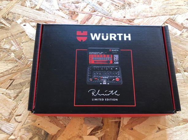 Caixa vazia Wurth edição limitada