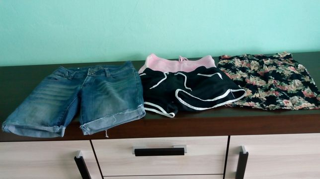 Ubranka dla nastolatki XS SM
