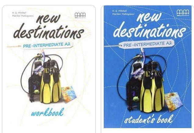 New destinations a2 ( pre intermediate) sb+wb