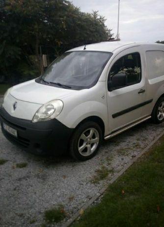 Renault Kangoo 2010 bardzo ekonomiczny