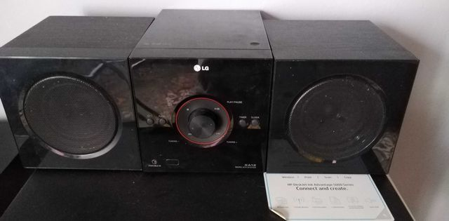 Głośniki Lg model XA12-D0
