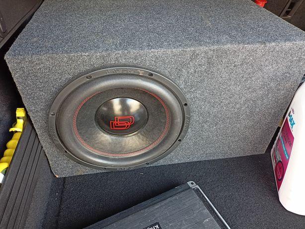 DD612 + KM1001 mocne car audio