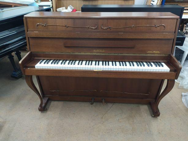 Pianino po remoncie Chippendale