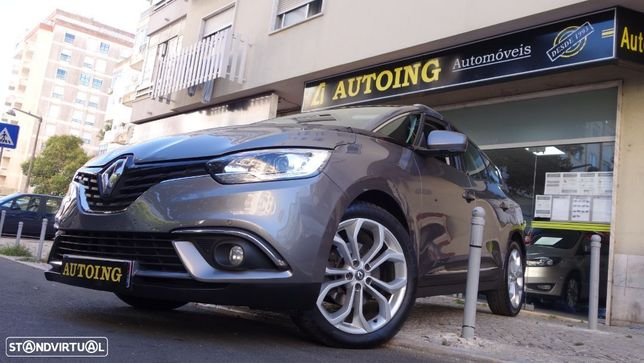 Renault Grand Scénic 1.5 dCi Intens Hybrid Assist SS