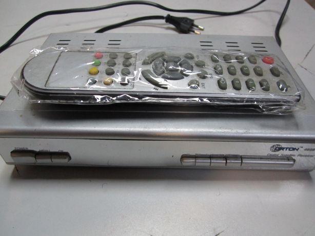 Спутниковый ресивер ORTON 4050C agsat не рабочий