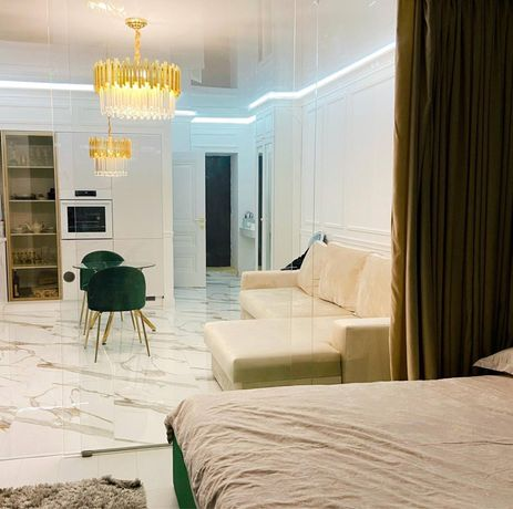Продам супер красивую квартиру в новострое. Центр. Метро Госпром.