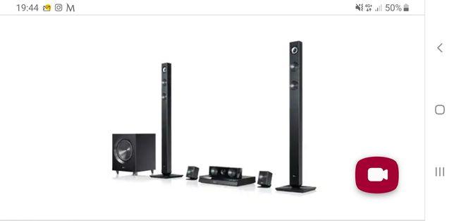 LG 3D Blu-ray kino domowe
