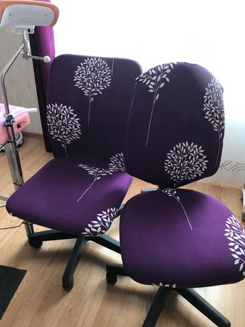 Яркие Стрейчевые чехлы для стула