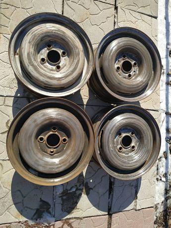 Диски стальные R13 4:100