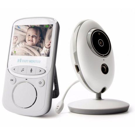 Видеоняня Baby Monitor vb605 (радионяня)