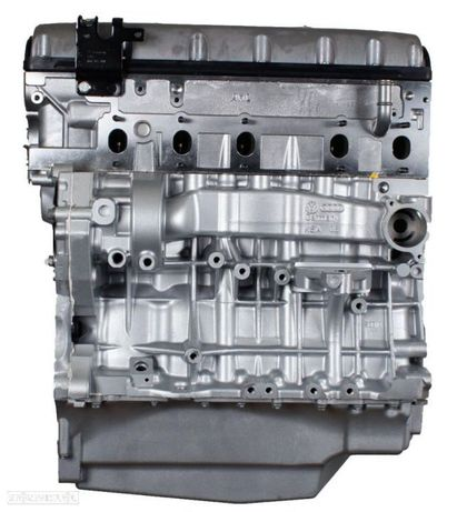 Motor Recondicionado VOLKSWAGEN Transporter 2.5Pi de 2006 Ref: BNZ