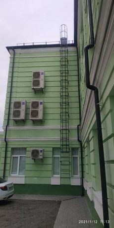 Проект монтаж систем вентиляции и кондиционирования