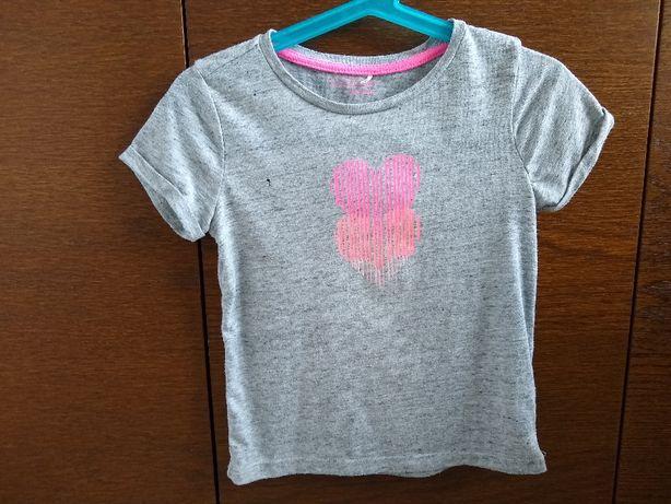 Bluzka koszulka sportowa Cool Club r. 110