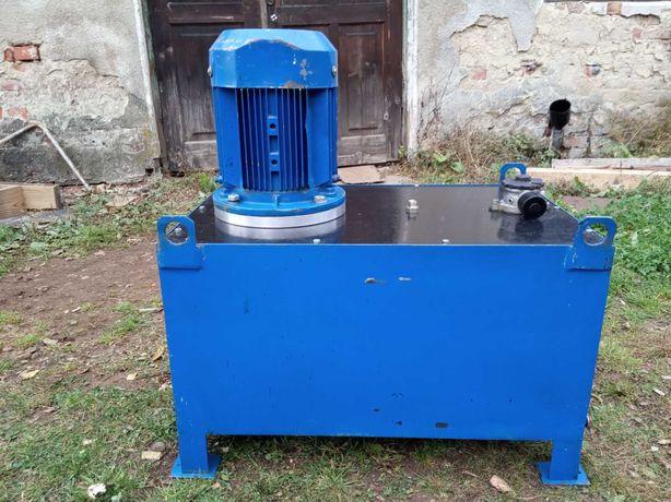 Маслянная гидростанция