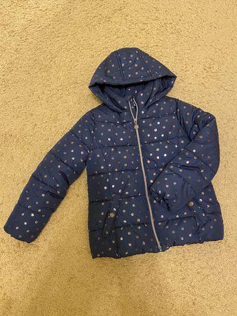 Демисезонная куртка OVS р.122 6-7лет