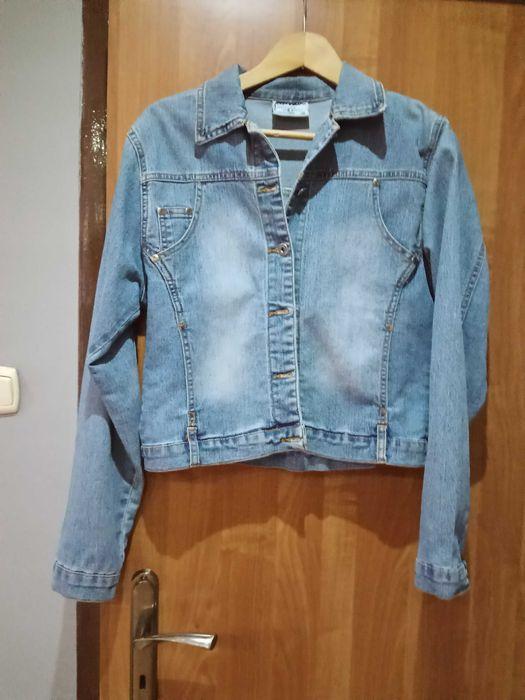 Kurtka jeansowa sprzedam Swarzędz - image 1