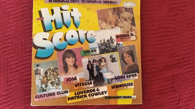 Płyta winylowa - Hit Score
