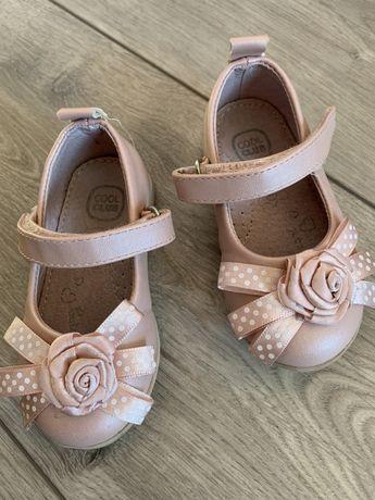 Туфельки на рік для дівчинки
