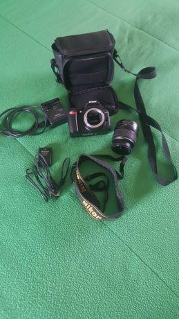 camara fotográfica NIKON d40