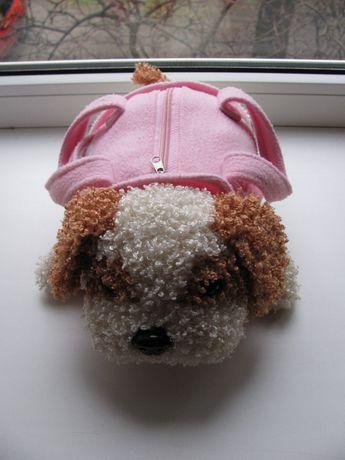 Сумки-мягкие игрушки детские собака корова овечка