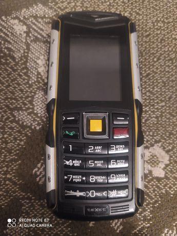 Продам телефон teXet