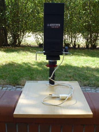 Amatorski powiększalnik fotograficzny Krokus color 35 SL z suszarką