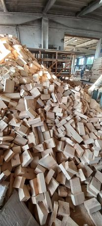 drewno opałowe, suche
