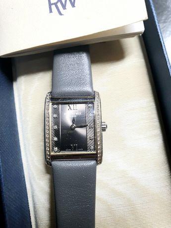 Женские часы с бриллиантами Raymond Weil
