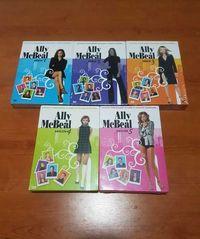 ALLY McBEAL - Advogada, apaixonada, sempre celibatária.. COMPLETA/NOVA