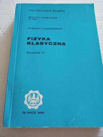 Z.Kleszczewski Fizyka klasyczna