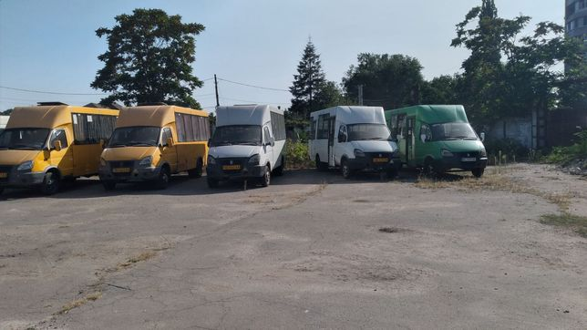 Продам микроавтобусы РУТЫ более 15 машин