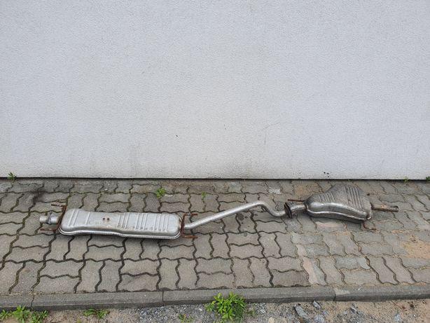 Opel Astra G II tłumik wydech końcowy środkowy 1.8 16v HB