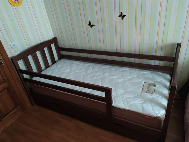 Кровать плюс матрас