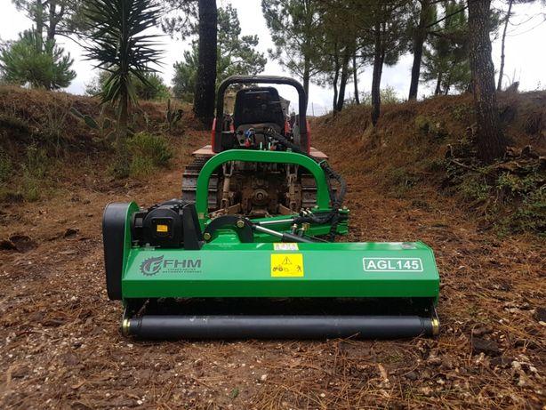 Triturador / Destroçador de martelos Hidraulico, 60/90°, 1,45 mts