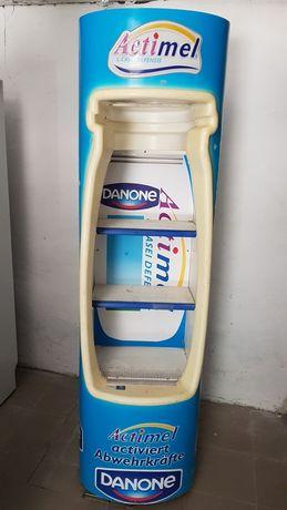 Холодильник, ACTIMEL, Вітрина