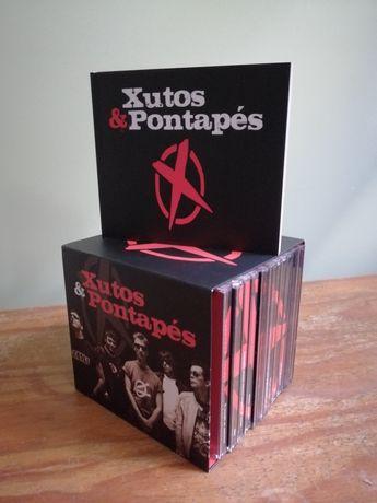 Xutos e Pontapés box set