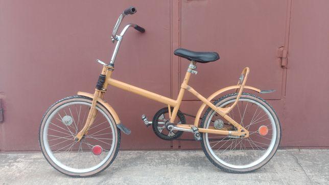Продається велосипед ТИСА жовтого кольору б/в в м. Вараш