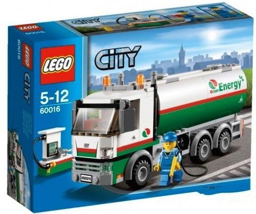 Lego City 60016 (oригинал)