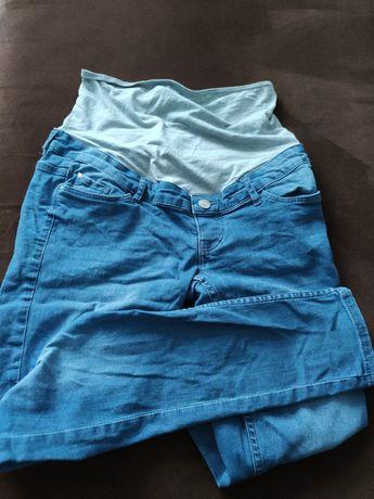 Jeansy spodnie ciążowe esmara
