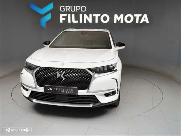 DS DS7 Crossback 2.0 BlueHDi Grand Chic EAT8