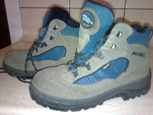 Buty MEINDL, Gore Tex, treking , zima, zaimpregnowane NIK WAXem