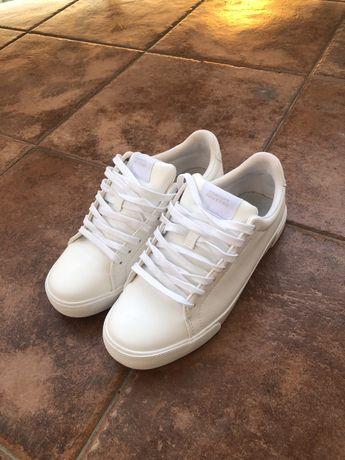 Buty białe H&M 36