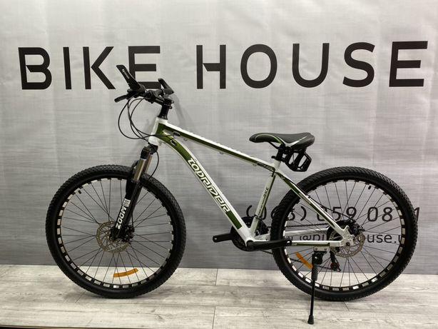 Алюмінієвий велосипед TOPRIDER MTB 26 (Author,Ardis,Leon,Giant)